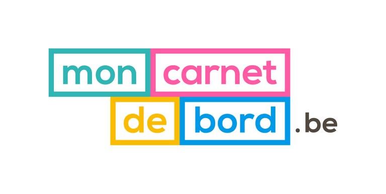 Logo carnet de bord professionnel